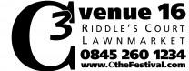 C venues - C cubed logo
